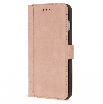 Decoded Wallet Case iPhone 8 Plus/7 Plus/6(s) Plus rosé
