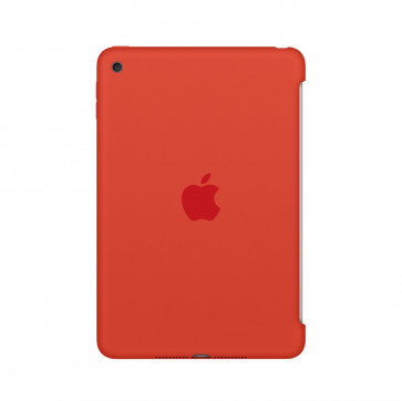 Apple iPad mini 4 silicone case oranje