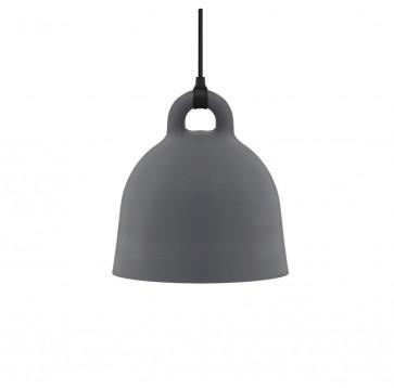 Normann Copenhagen Bell hanglamp small grijs