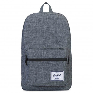 Herschel rugzak Pop Quiz Raven Crosshatch