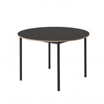 Muuto Base Table Ø110 zwart
