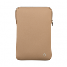 Be-ez LA robe 11-inch MacBook Air tan/zwart