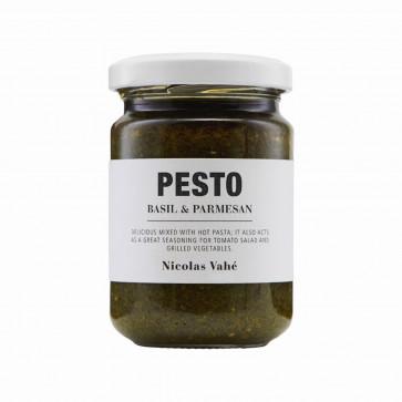 Nicolas Vahé Pesto met Basilicum & Parmesaan