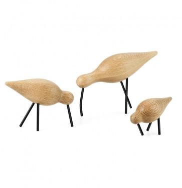 Normann Copenhagen shorebirds zwart