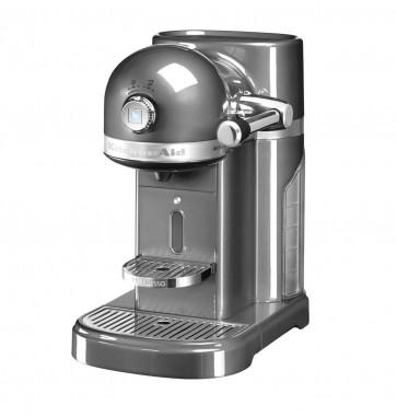 KitchenAid Artisan Nespresso zilvergrijs