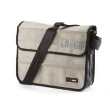 Feuerwear Scott messenger bag wit