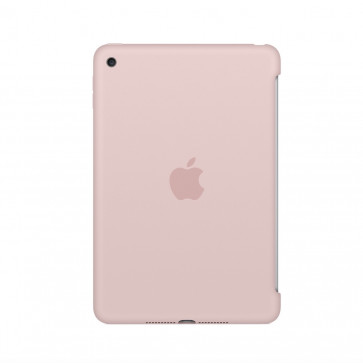 Apple iPad mini 4 silicone case rozenkwarts