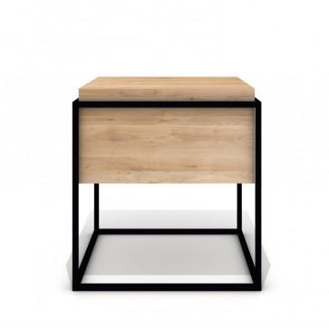 Universo Positivo Monolit Side Table medium zwart