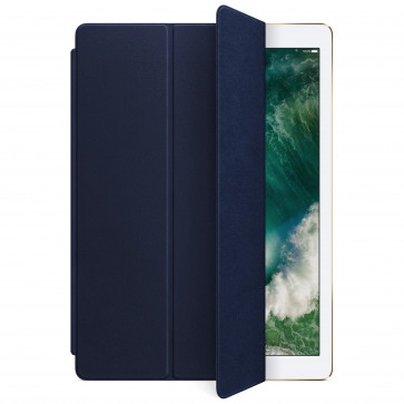 Apple iPad Pro 12,9-inch Leren Smart Cover middernachtblauw