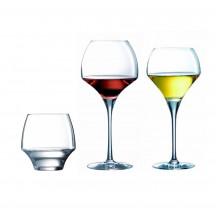 Chef & Sommelier Open Up wijn- en champagneglazen