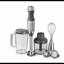 KitchenAid Staafmixer zilver