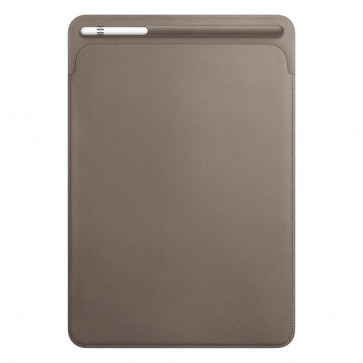 Apple iPad Pro 10,5-inch Leren Sleeve taupe
