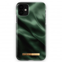 iDeal of Sweden iPhone 11 Case emerald satin