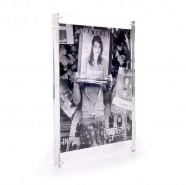 XLBoom Acrylic Magnetic Frame 30 x 21