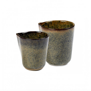 Serax Surface by Sergio Herman melk- en sauskaraf Indi Grey