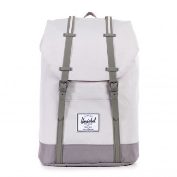 Herschel rugzak Retreat Lunar Rock/Grey