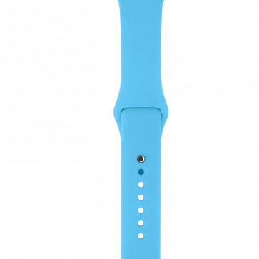 Apple Watch sportbandje blauw