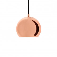Frandsen Lighting hanglamp ball koper