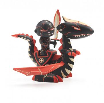 Djeco Arty Toys Drago & Volcano
