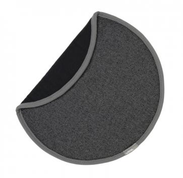 Vitra zitkussen Seat Dot grijs/zwart