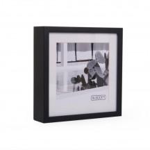 XLBoom Fine Frame Coffee Bean 18x18