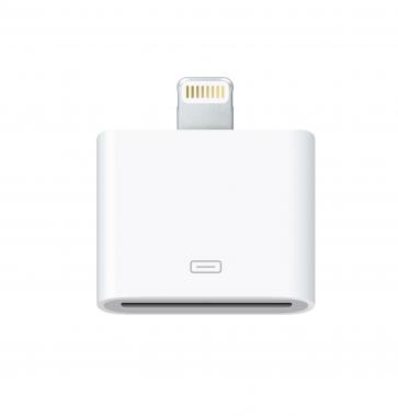 Apple Lightning naar dock adapter