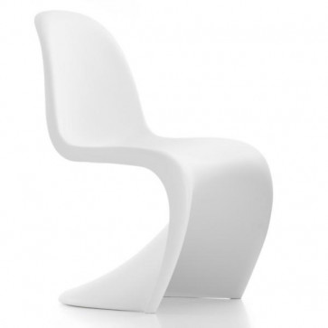 Vitra Panton Chair mat wit