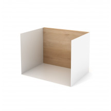 Ethnicraft U Shelf small wit