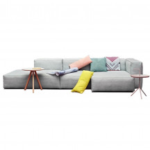 Hay Mags soft sofa met chaise longue