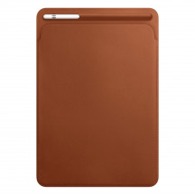 Apple iPad Pro 10,5-inch Leren Sleeve zadelbruin