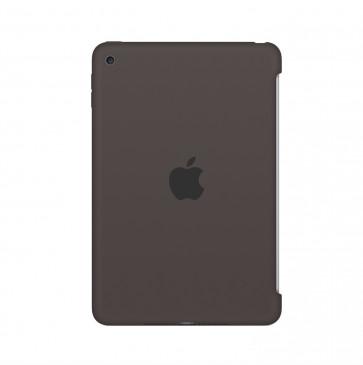 Apple iPad mini 4 silicone case cacao