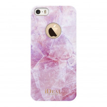 iDeal of Sweden Case iPhone SE/5(s) pilion pink marble