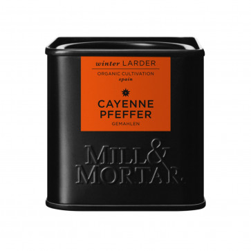 Mill & Mortar Cayennepeper