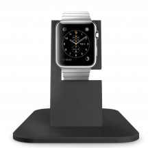 Twelve South HiRise Apple Watch zwart