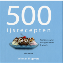 500 ijsrecepten