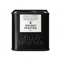 Mill & Mortar witte peper