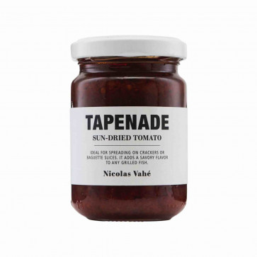 Nicolas Vahé Tapenade van zongedroogde tomaten