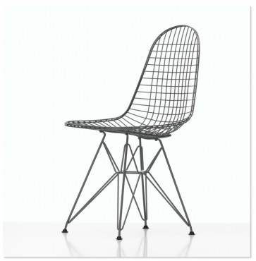 Vitra Wire Chair DKR outdoor