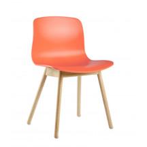 HAY About a Chair AAC12 koraalrood (toonzaalmodel)