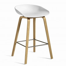 HAY About A Stool AAS32 wit