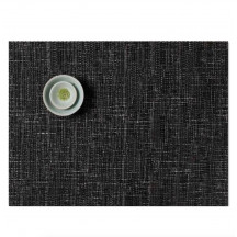 Chilewich brocade placemat mercury