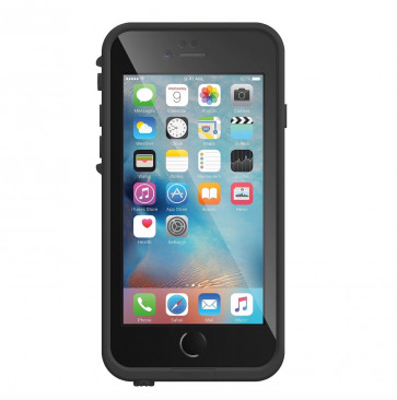 Lifeproof Fré Case iPhone 6(s) zwart