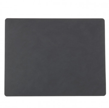 LindDNA Square placemat nupo antraciet