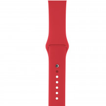 Apple Watch sportbandje (PRODUCT)RED