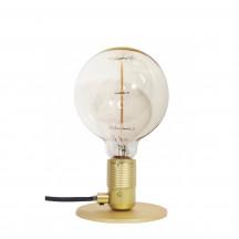 Frama tafellamp brass