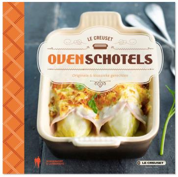 Le Creuset kookboek Ovenschotels