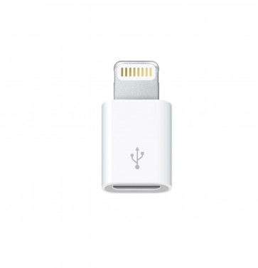 Apple Lightning naar micro USB-adapter