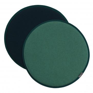 Vitra Seat Dot munt/bosgroen - petrol/nero