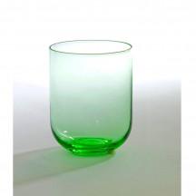 Serax waterglas groen