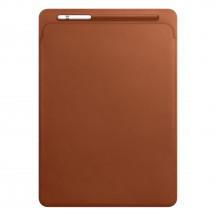 Apple iPad Pro 12,9-inch Leren Sleeve zadelbruin